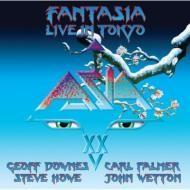 Asia - Fantasia - Live In Tokyo: 2007 (2CD)