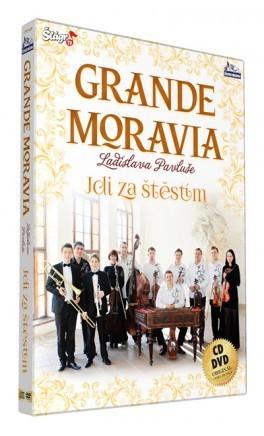 Grande Moravia Ladislava Pavluše - Jdi za štěstím CD+DVD