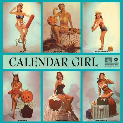 Julie London - Calendar Girl/Vinyl