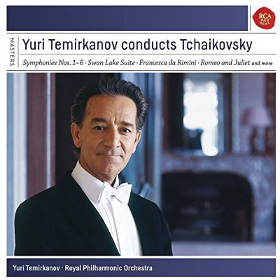 Petr Iljič Čajkovskij / Yuri Temirkanov - Symfonie Č. 1-6 (6CD BOX, 2016)