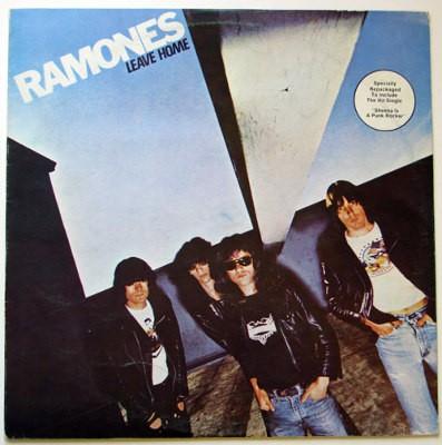Ramones - Leave Home (Enchanced plus bonus)