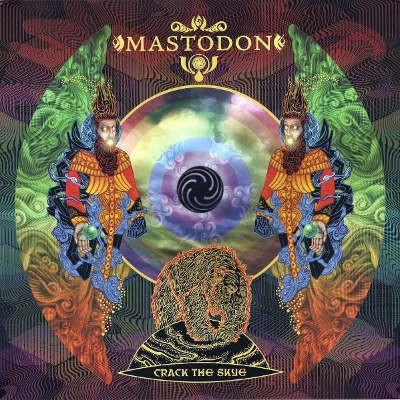 Mastodon - Crack The Skye (2009) - 180 gr. Vinyl