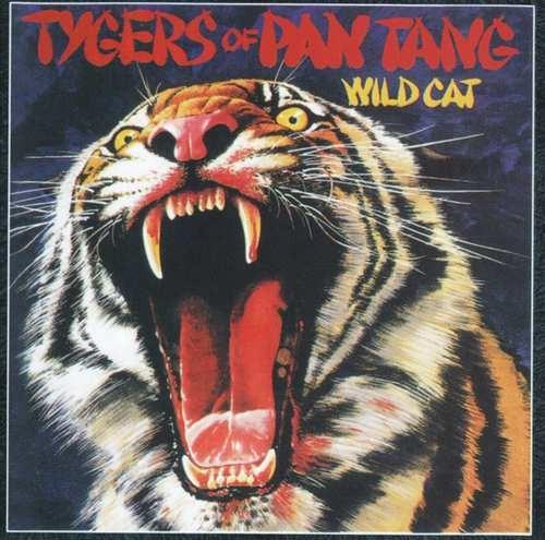 Tygers of Pan Tang - Wild cat+8 Bonustracks /Reissue 2018