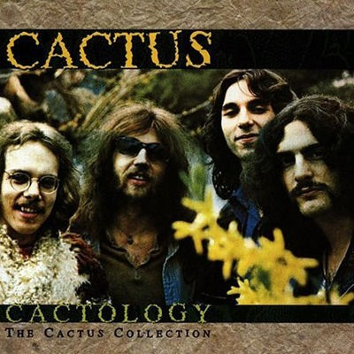 Cactus - Cactology - The Cactus Collection (1996)