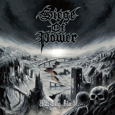 Siege Of Power - Warning Blast (Black Vinyl, 2018) - Vinyl