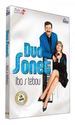Duo Sonet - Iba s Tebou/CD+DVD