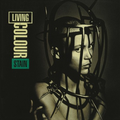 Living Colour - Stain (Reedice 2013)