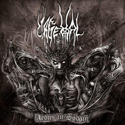 Urgehal - Aeons In Sodom (Limited Edition, 2016) - Vinyl