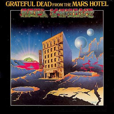 Grateful Dead - From The Mars Hotel (Reedice 2018) – Vinyl