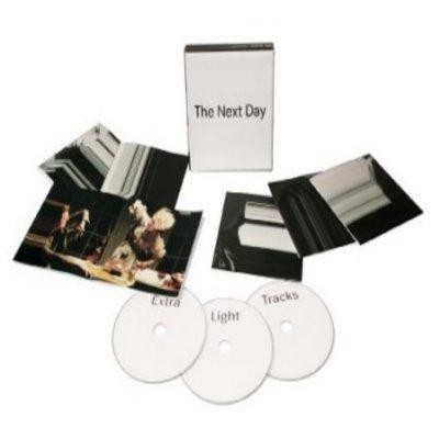 David Bowie - Next Day Extra (Collector's Edition, 2CD + DVD)