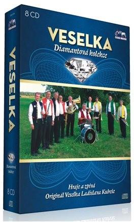 Veselka - Diamantová kolekce DVD OBAL