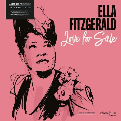 Ella Fitzgerald - Love For Sale (2018) - Vinyl