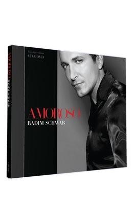 Radim Schwab - Amoroso/CD+DVD CD OBAL
