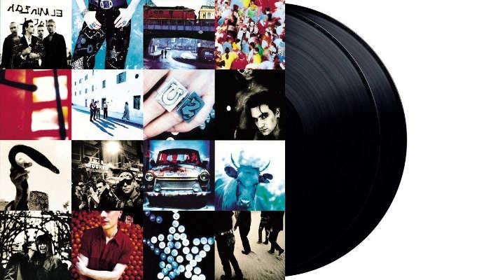U2 - Achtung Baby (Reedice 2018) - Vinyl