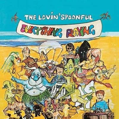 Lovin' Spoonful - Everything Playing (Edice 2014)