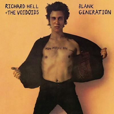 Richard Hell & The Voidoids - Blank Generation (Limited Orange Vinyl, 2018) - Vinyl