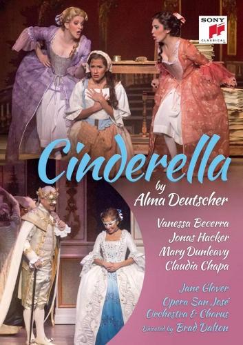 Alma Deutscher - Cinderella (2DVD, 2018)