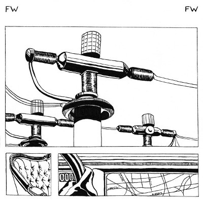 Forth Wanderers - Forth Wanderers (2018) - Vinyl