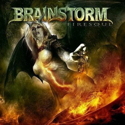 Brainstorm - Firesoul (2014)