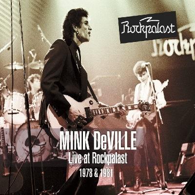 Mink Deville - Live At Rockpalast 1978 & 1981 (2CD + DVD)