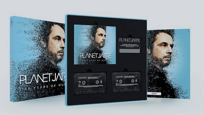 Jean-Michel Jarre - Planet Jarre (2CD+2x Kazeta BOX 2018)