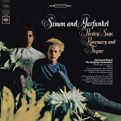 Simon & Garfunkel - Parsley, Sage, Rosemary And Thyme (Reedice 2018) - Vinyl