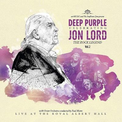 Jon Lord - Deep Purple Celebrating Jon Lord (Reedice 2018) - Vinyl