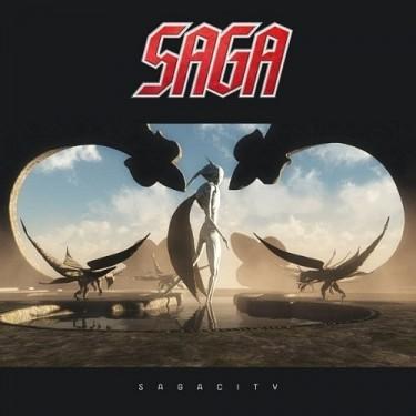 Saga - Sagacity (2014)