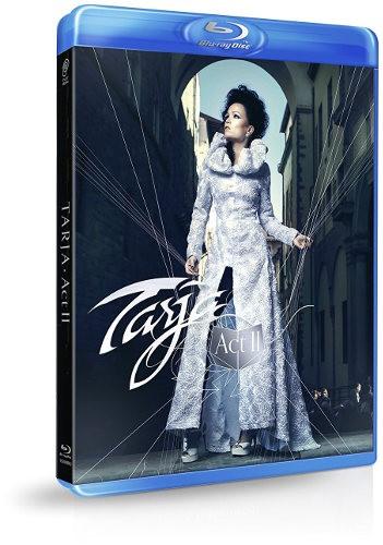 Tarja Turunen - Act II (Blu-ray, 2018)