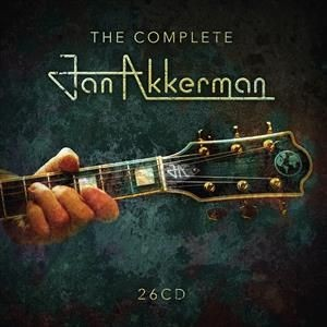 Jan Akkerman - Complete Jan Akkerman  Box Set(2018)