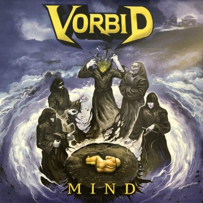 Vorbid - Mind (2018) - Vinyl