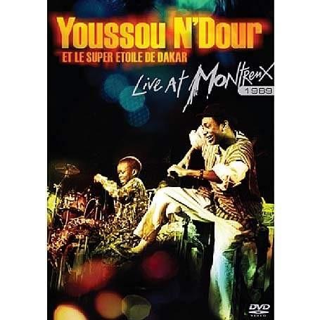 N`DOUR YOUSSOU - Live At Montreux 1989