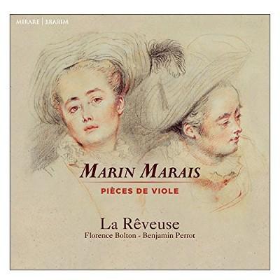 Marin Marais / La Revuese - Skladby Pro Violu (2018)