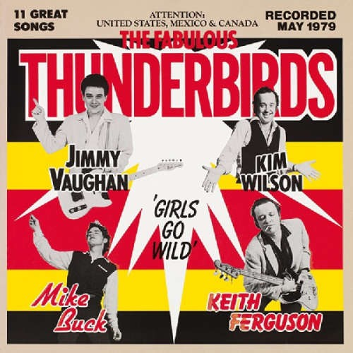 Fabulous Thunderbirds - Girls Go Wild (2013)