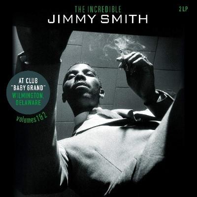 Jimmy Smith - At Club Baby Grand Wilmington, Delaware Vol. 1 & 2 (Edice 2018) - Vinyl