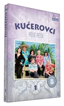 Kučerovci - Rege rege /CD+DVD