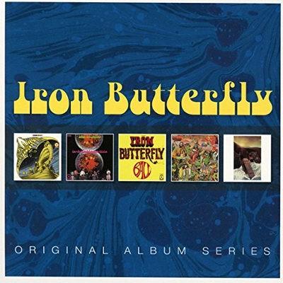 Iron Butterfly - Original Album Series (2016)
