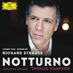 Strauss, Richard - Songs By Richard Strauss - Notturno