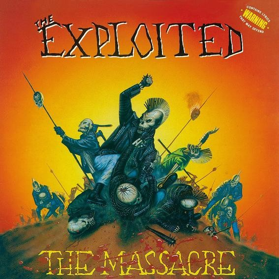 Exploited - Massacre
