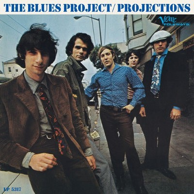 Blues Project - Projections - 180 gr. Vinyl