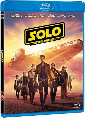 Film/Sci-Fi - Solo: Star Wars Story (2Blu-ray 2D+bonus disk)