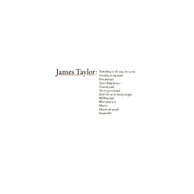 James Taylor - Greatest Hits (Edice 2005)