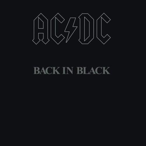 AC/DC - Back In Black - 180 gr. Vinyl LTD