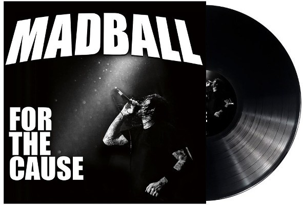 Madball - For The Cause (2018) - Vinyl
