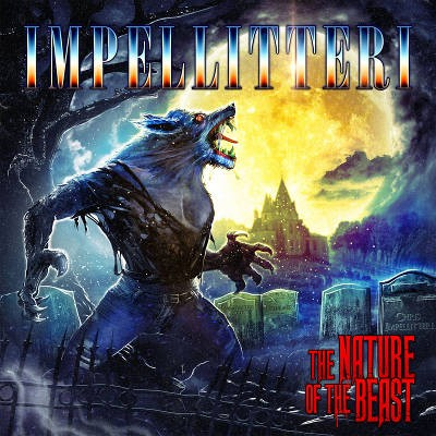 Impellitteri - Nature Of The Beast (2018)