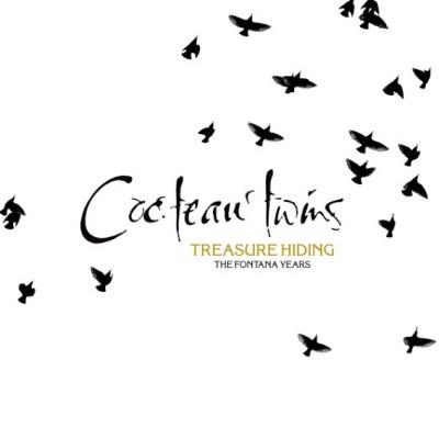 Cocteau Twins - Treasure Hiding: The Fontana Years (4CD BOX, 2018)
