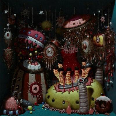 Orbital - Monsters Exist (+8 bonus tracks, 2018)