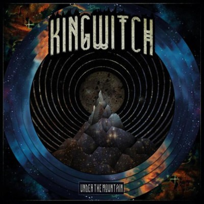 King Witch - Under The Mountain (Limited Digipack, 2018)