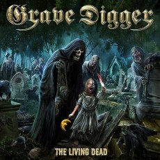 Grave Digger - Living Death /Vinyl (2018)