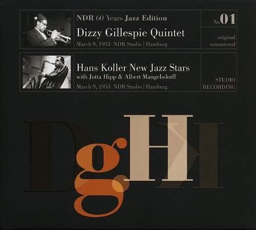 Dizzy Gillespie Quintet - March 9 1953 NDR Studio Hamburg